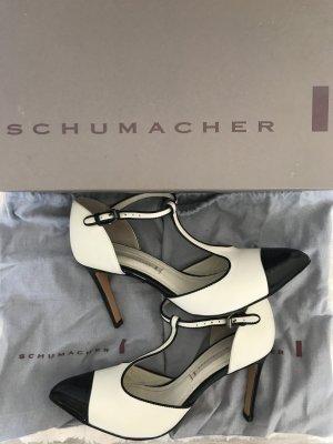 Schumacher High Heels mit T-Steg