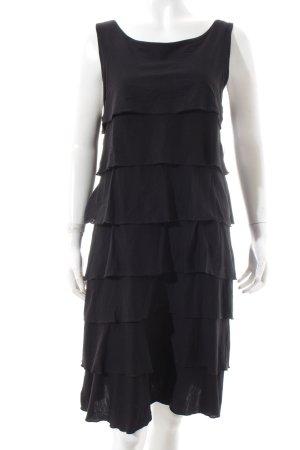 Schumacher Kleid schwarz Casual-Look