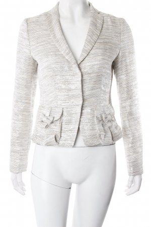Schumacher Short blazer with metallic threads