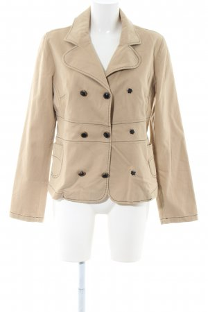 Schumacher Lange Jacke creme Business-Look