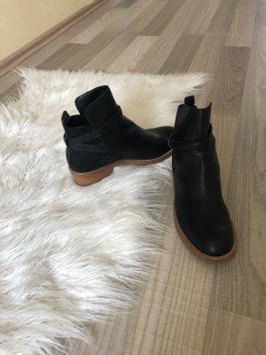 Schumacher Chelsea Boot noir cuir