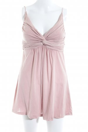 Schumacher Long Top dusky pink romantic style
