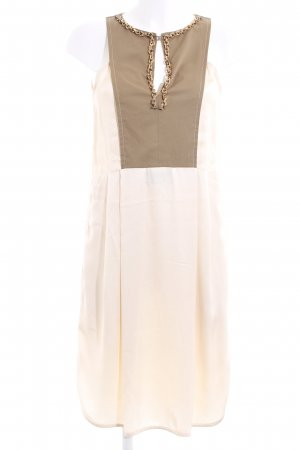 Schumacher Midikleid creme Casual-Look