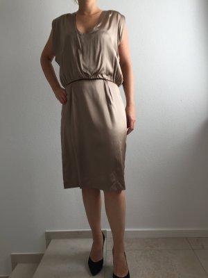 Dorothee Schumacher Vestido color bronce