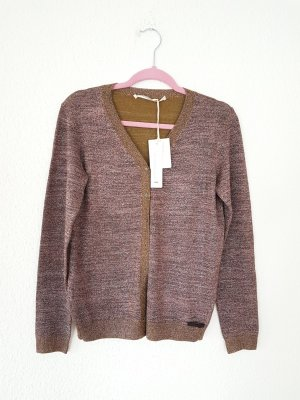 Schumacher Sheen Metallic cardigan aus wolle gr 4