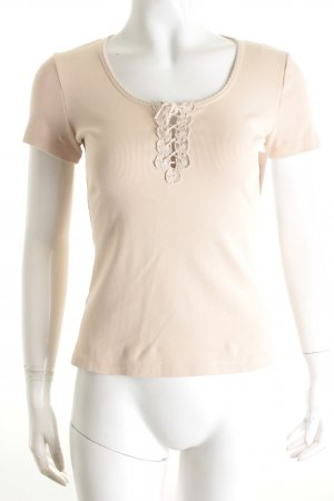 Schumacher Shirt creme Casual-Look