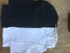 Schumacher Shirt mit Dreiviertel Arm in schwarz, Größe S