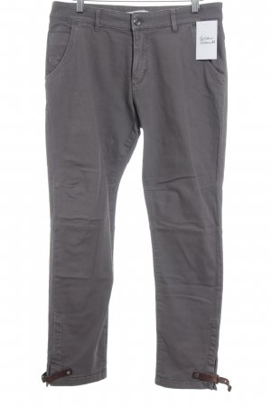 Schumacher Slim Jeans grau Casual-Look