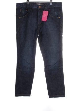 Schumacher Slim Jeans meliert Casual-Look