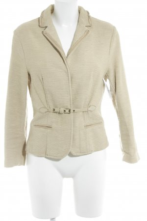 Schumacher Sweat Blazer oatmeal elegant