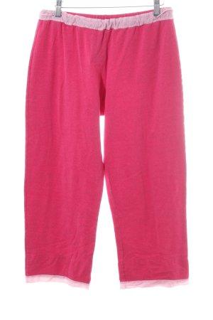 Schumacher Pantalón deportivo magenta-rosa claro estilo deportivo