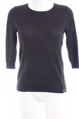 Schumacher Sweatshirt anthrazit Casual-Look