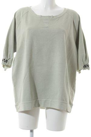 Schumacher Sweatshirt mint Casual-Look