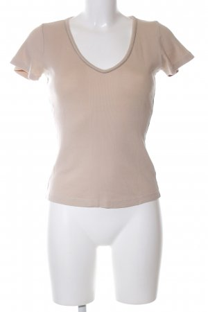 Schumacher T-Shirt creme Casual-Look