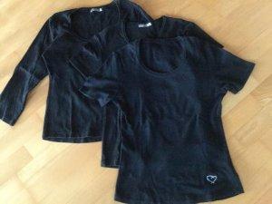 Schumacher T Shirt Paket in schwarz,  Größe S