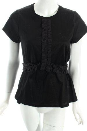 Schumacher T-Shirt schwarz extravaganter Stil
