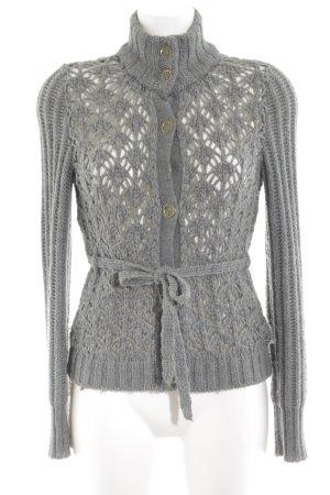 Schumacher Wool Jacket light grey business style