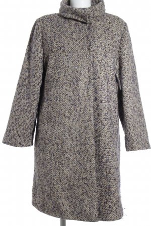 Schumacher Abrigo de lana moteado look casual