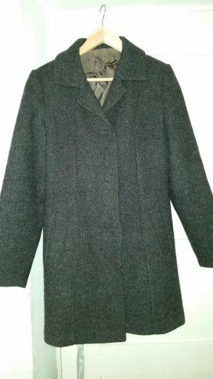 Yves Calin Veste en laine gris laine