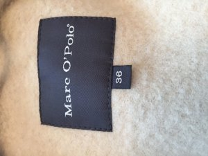 Marc O'Polo Abrigo de lana crema-beige claro