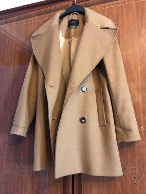 Schurwollmantel von SET Gr 34 36 Mantel Jacke NP 450