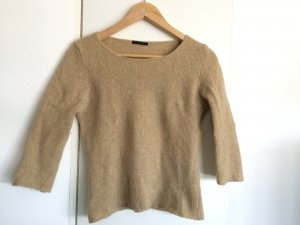 Sisley Knitted Top oatmeal new wool