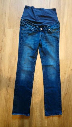 H&M Jeans bleu foncé