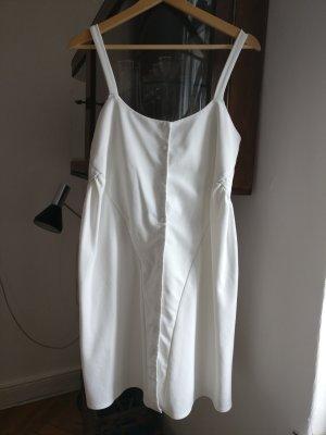 Asos Balloon Dress white