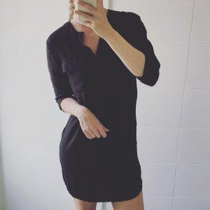 H&M Abito blusa nero