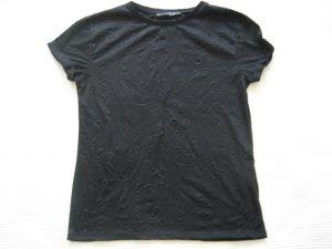 Atmosphere Short Sleeved Blouse black