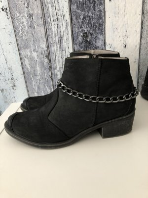 Anna Field Booties black