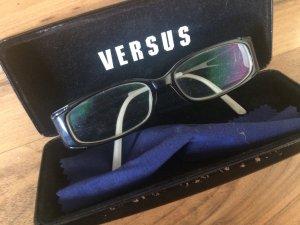 Schwarz Brille von Versus