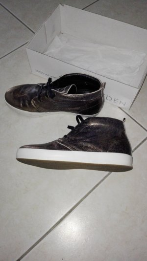 Schwarz/Bronze Sneaker