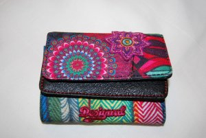 Desigual Wallet multicolored