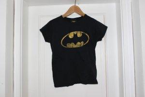 schwarz-gelbes Batman Tshirt