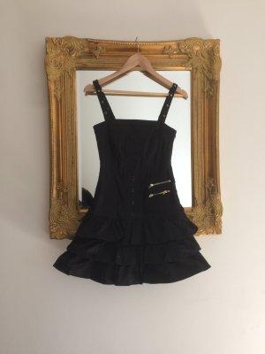 Schwarz-goldenes Kleid von Morgan