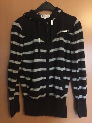 Schwarz graue Billabong Jacke