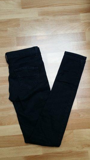schwarz graue Jeans von Atmosphere gr. 34