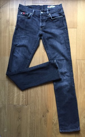 Schwarz-graue Jeans von GAS Jeans  W 28 L 34