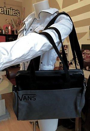 Schwarz/ graue VANS Tasche Umhängetasche