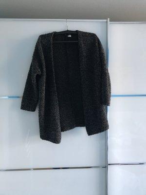 H&M Vest black-grey