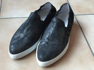 & Low Shoes black