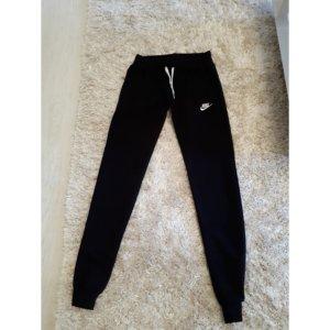 Schwarz Nike Sport Hose
