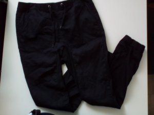 schwarz Only jeans hose baggy chino business