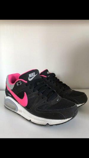 Schwarz-Pinke Nike Air Max