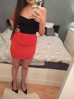 Tally Weijl Peplum jurk veelkleurig