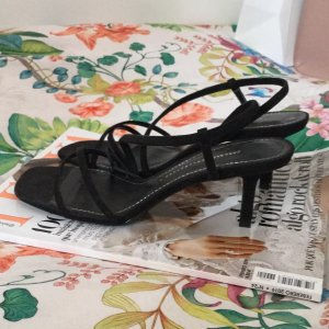 Zara Clog Sandals black