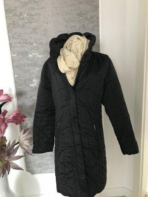 Betty Barclay Manteau à capuche noir polyester