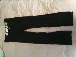 Dimensione Danza Pantalone da ginnastica nero Cotone