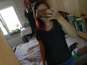 Biaggini Shirt wit-zwart